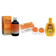RDL Universal Complete Set Whitening Series 2 - Cream Set, RDL 3 Babyface, RDL Cleanser