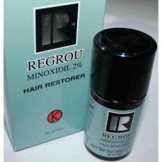 Regrou Minoxidil 2% Penumbuh Rambut Rontok Wanita - 30 mL