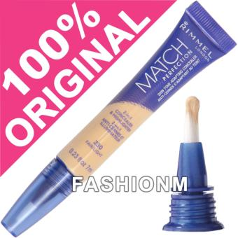 RIMMEL London Match Perfection Skin Tone Adapting Concealer -Fair/Light 230