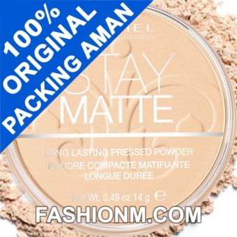 Rimmel London Stay Matte Pressed Powder - Buff Beige 012