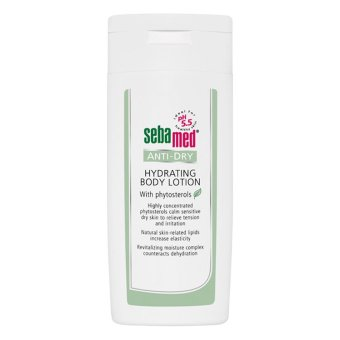 Sebamed Anti Dry Hydrating Lotion - 200 ml