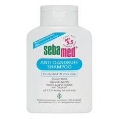 Sebamed Shampoo Anti Dandruff - 400 Ml