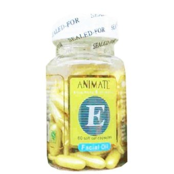 Serum ANIMATE USA vitamin pemutih wajah
