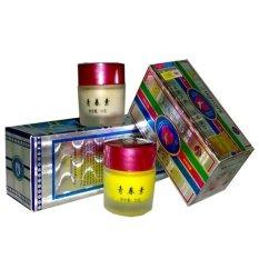 Serum Vitamin Wajah - Original Cream Pemutih Wajah Alami Tensung Permanen 2 Cream & Scrub - 1 Paket