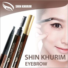 Shin Khurim - Drawing Eyebrow - Pencil Alis - 02 Dark Brown