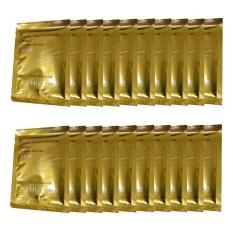 Shiseido Gold Mask Masker Pengangkat Komedo 20 Sachet