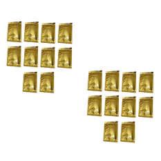 Shiseido Mask Gold - Masker Wajah Pengangkat Komedo Isi 20 Sachet