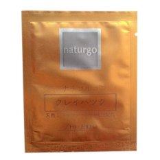 Shiseido Naturgo Masker Lumpur 50 Pcs Grade Super Kental