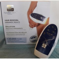 Silkn FLASH N GO LUX Face & Body Hair Removal Device 120.000Pulses - intl