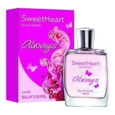 Silkygirl SweetHeart Always EDT - 50ml