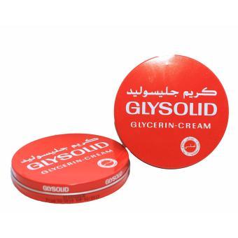 Skin Care Glysolid Cream 80 ML - 2 PCS