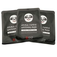 SNP Panda 10 Pcs Animal Mask - Masker Animal Panda Sheet Mask 10 PCS