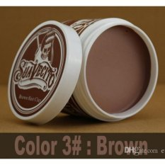 Suavecito Hair Color / Coloring Clay Wax Pomade Pewarna Non Permanent - Warna COKLAT / BROWN