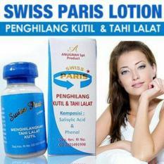 SWISS PARIS LOTION PENGHILANG KUTIL DAN TAHI LALAT