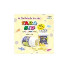 Tara Kid Cod Liver Oil Minyak Ikan Fish Omega 3 Dha Kecerdasan Anak