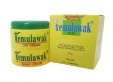 Temulawak Cream Day and Night
