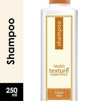 Makarizo Professional Texture Experience Shampoo Vanilla Milk 250 ml