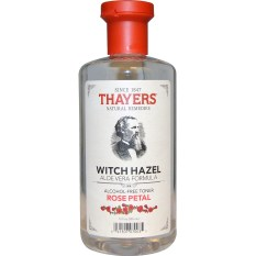 Thayers USA - Alcohol Free Toner Rose Petal, Witch Hazel with Aloe Vera 355ml