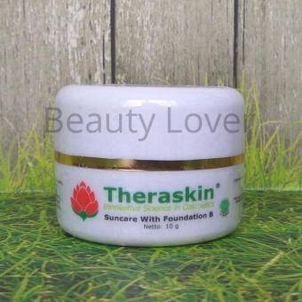 Theraskin Suncare With Foundation B