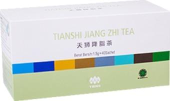 Tiens Teh Pelangsing Jiang Zhi Tea Teh Tianshi isi 40 ...