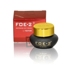 Tje Fuk FOE-2 Whitening Cream (Day + Night) 15 gr