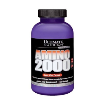 Ultimate Nutrition Amino 2000 Eceran / Repack 30 Tablet