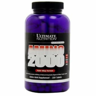 Ultimate Nutrition - Amino 2000 - isi 330 Tablet