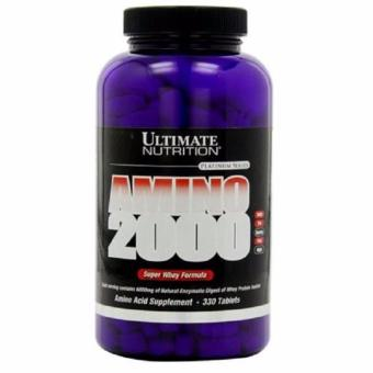 Ultimate Nutrition Amino 2000 REPACK Eceran 100 tablet