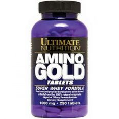 Ultimate Nutrition Amino Gold - Isi 250 Tablet
