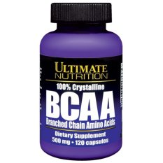 Ultimate Nutrition BCAA - 120 caps