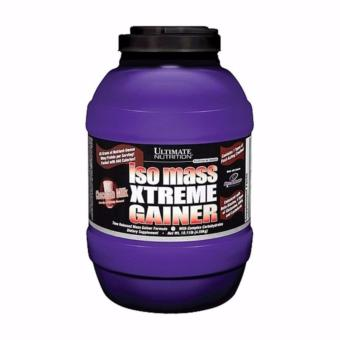 Ultimate Nutrition Iso Mass Xtreme Gainer ECER REPACK - 2LB