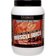 Ultimate Nutrition Muscle Juice 2.25 kg - Strawberry