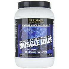 Ultimate Nutrition Muscle Juice Rasa Vanilla - 4.96 lbs / 2.25 Kg