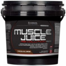 Ultimate Nutrition Muscle Juice Revolution 11.10 lb - Chocolate