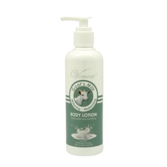 Vienna Goat's Milk Whitening Body Lotion - 200gr