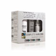 Vorsatz A1 Paket Lengkap Perawatan Rambut Rontok