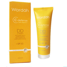 Wardah C-Defense DD Cream - Light 20 ml