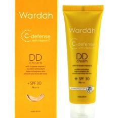 Wardah C-Defense DD Cream - Natural 20 ml