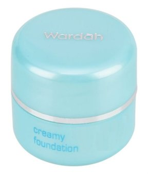 Wardah Everyday Luminous Creamy Foundation Natural