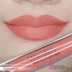 Wardah Exclusive Matte Lip Cream - 05 Speechless