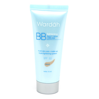 Wardah Lightening Beauty Balm Cream 15ml | Lazada Indonesia