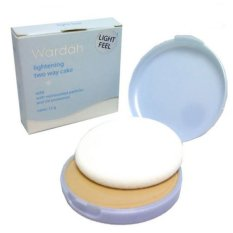 Wardah Lightening REFILL TWC Light Feel - 04 Natural