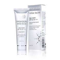 Wardah White Secret Day Cream - 17ml