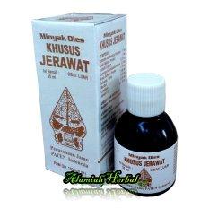 Wayang Minyak Oles Khusus Jerawat Cap Wayang/ Minyak Herbal Jerawat
