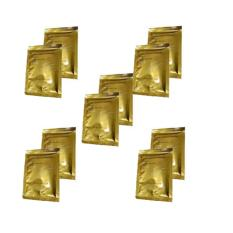 Wellness Masker Wajah - Mask Gold - Masker Pengangkat Komedo - 10 Pcs