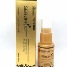 Whitening Serum Gold Hanasui Original - 20ml