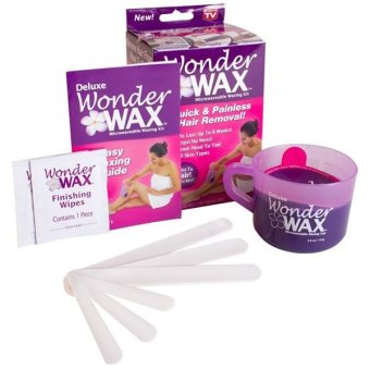 Wonder Wax Painless Hair Removal Set - 141gr