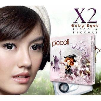 X2 Baby Eyes - Piccoli Softlens + Gratis Lenscase