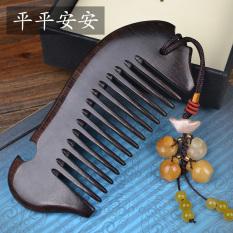 Zhenshufang rambut keriting lebar gigi sisir pijat sisir