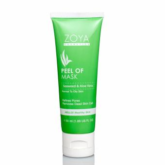 Zoya Cosmetics Peel Off Mask Seaweed & Aloe Vera